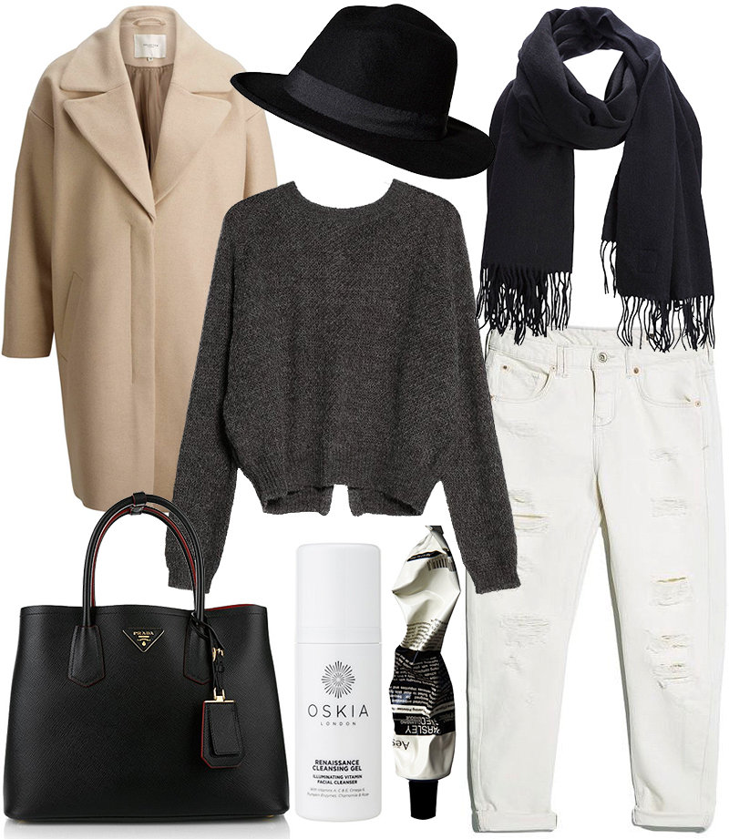 Sunday's Cravings Camel Coat