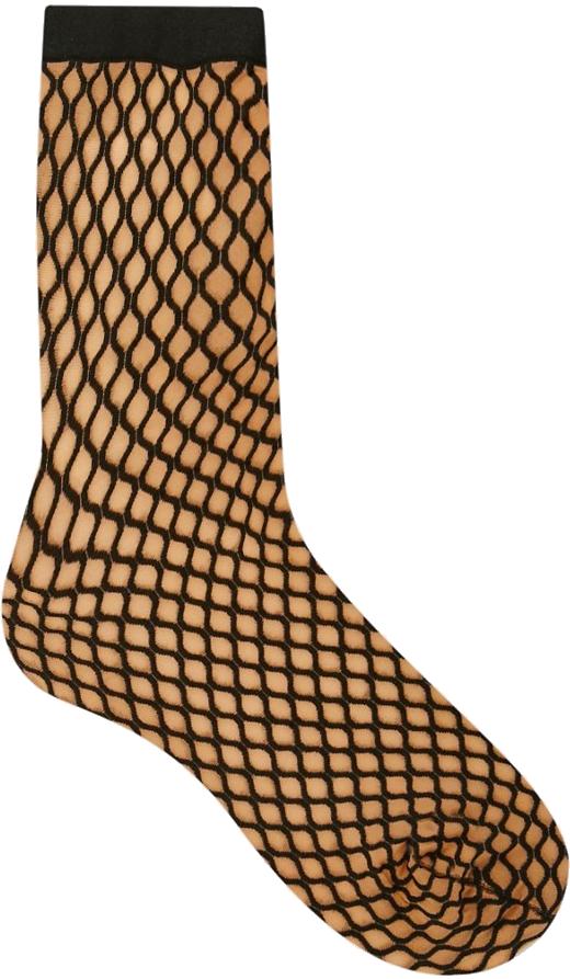 Fishnet Tights - Trend alert! Wolford socks