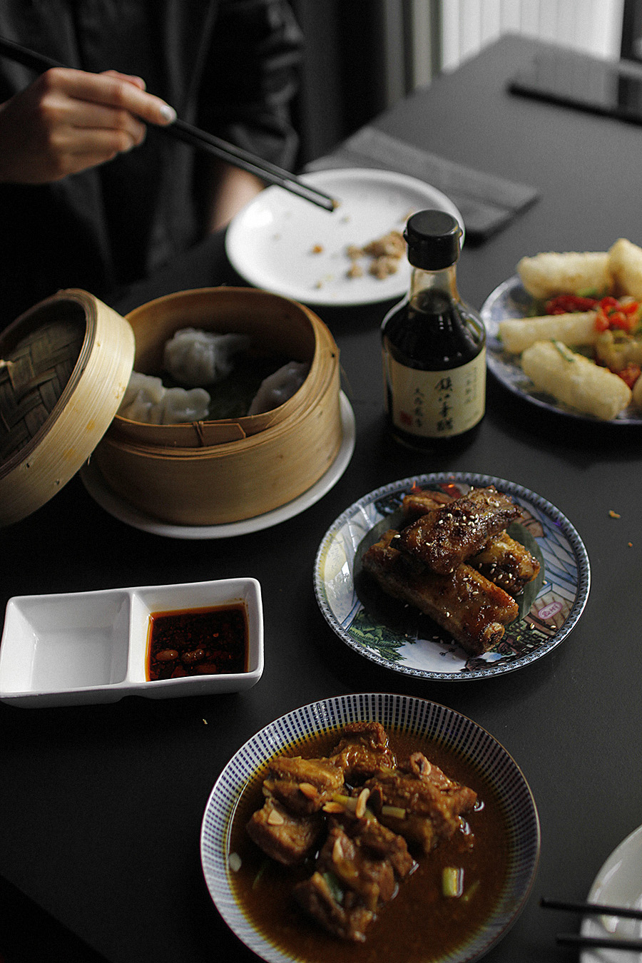 Food Tip: Flying Monkey Berlin - Dim Sum Bar