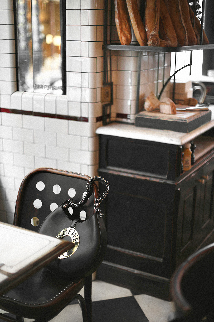 Food tip in Paris: Café Saint-Régis for breakfast, lunch or dinner