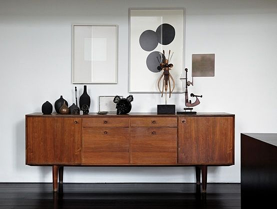 Interior Inspiration How To Style The Hallway Sideboard