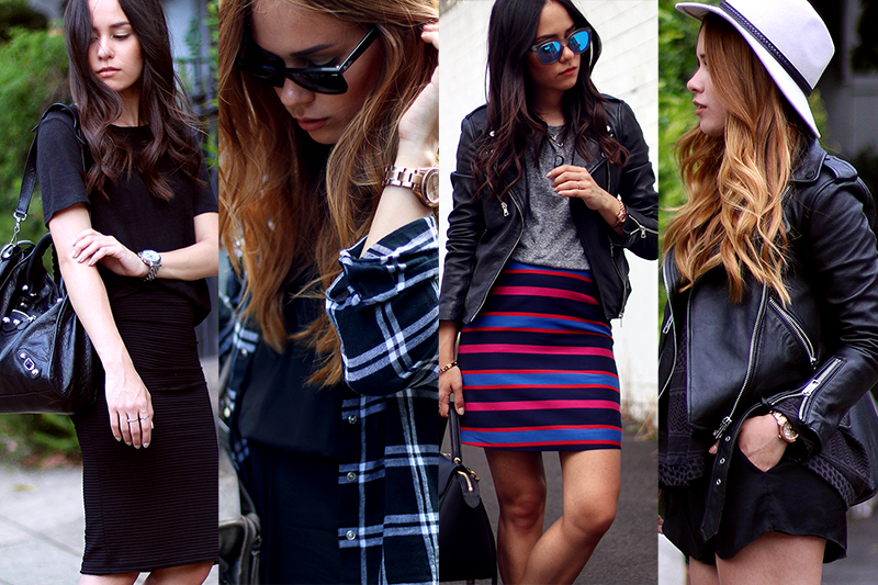 Outfit ideas for Spring/Summer 2015 - Sydney Lookbook