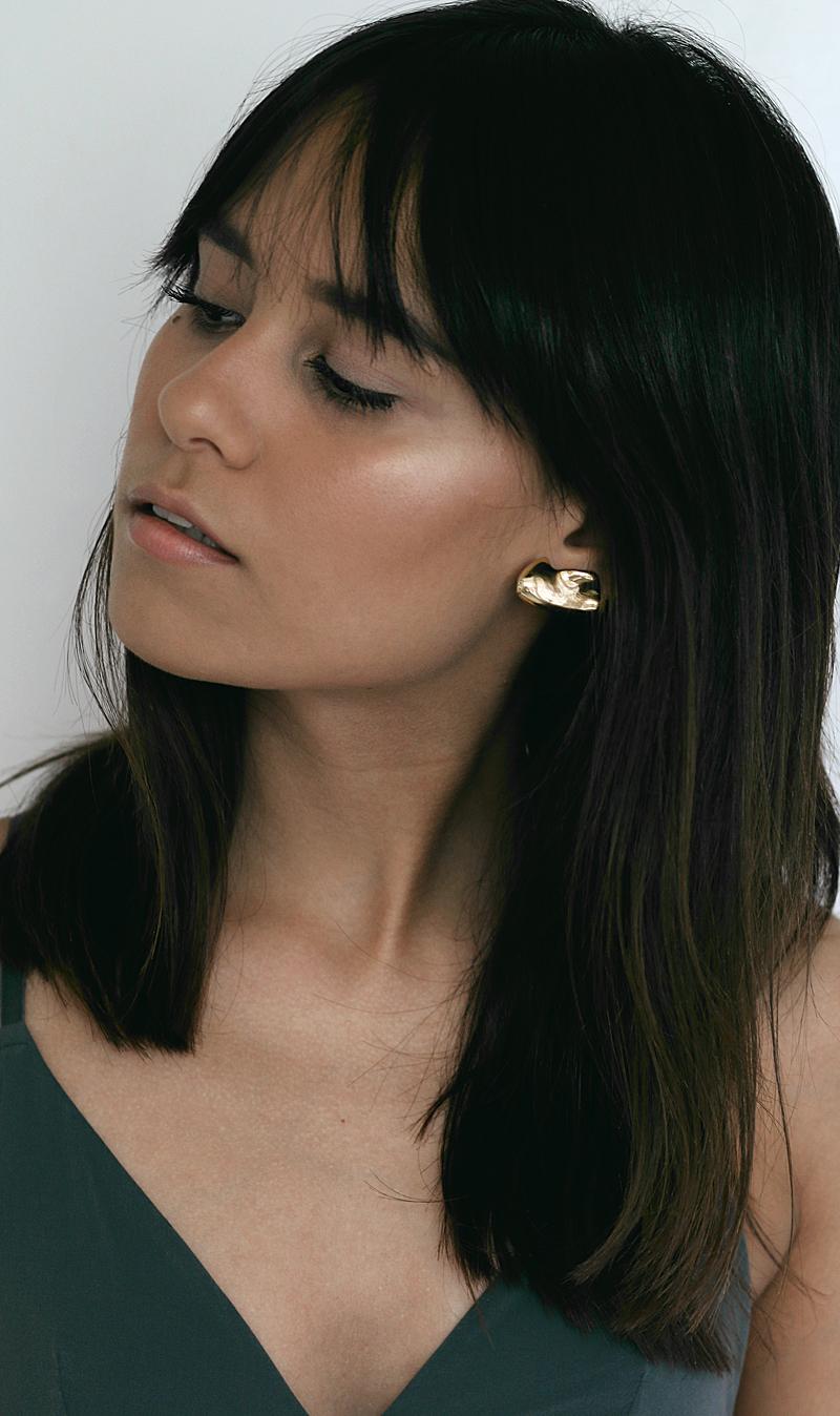 Statement Earrings - Cornelia Webb Molded Ear