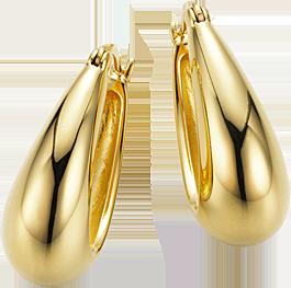 Statement Earrings - Hoop earrings Gerry Weber