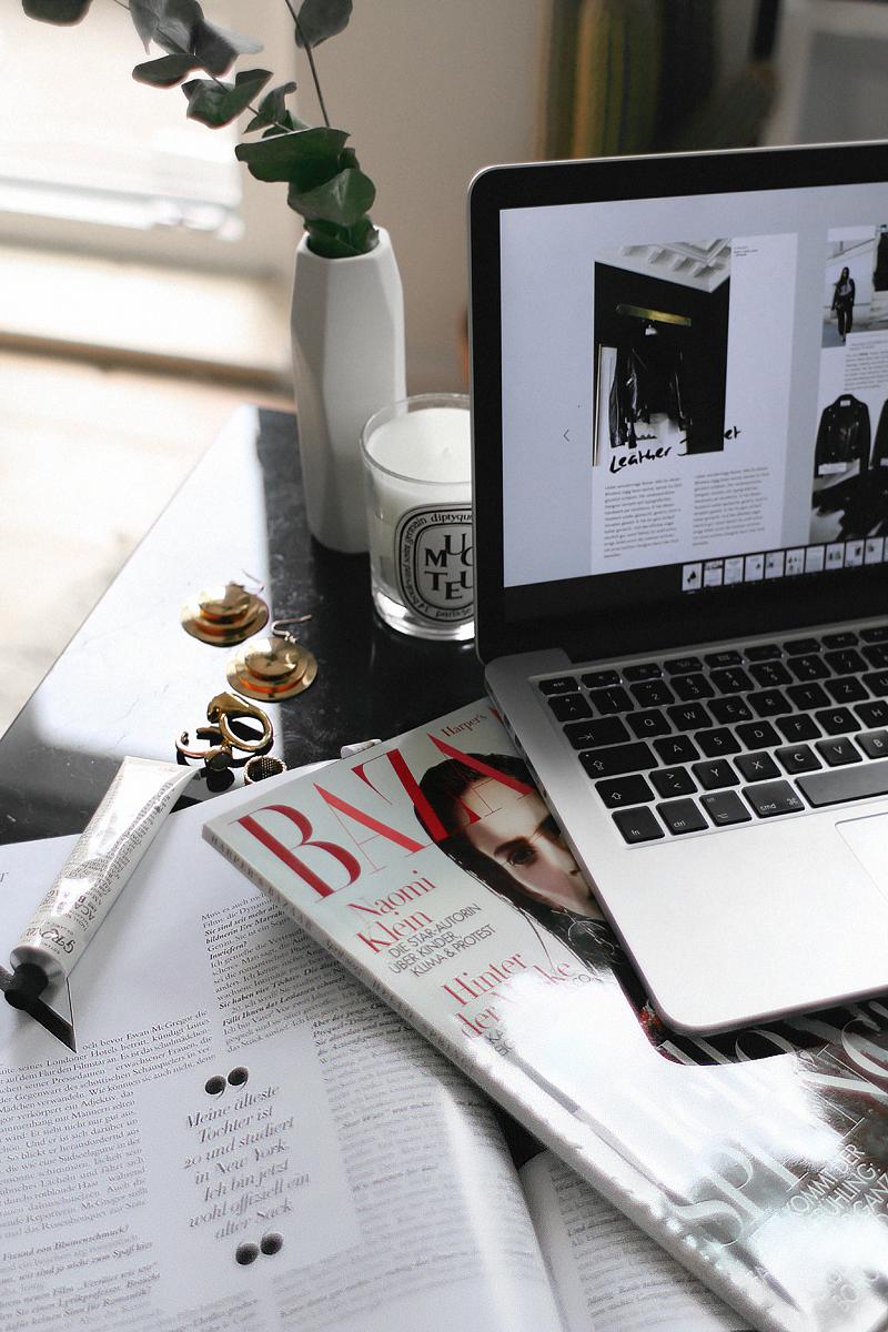 Wondermags: E-Magazine about Wardrobe Staples