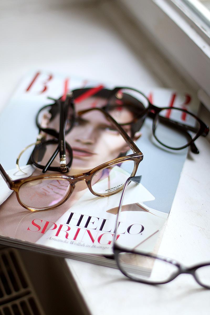 Meine Brillenauswahl bei Mister Spex
