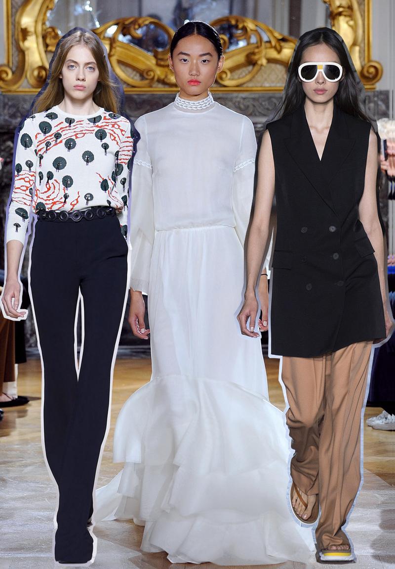 PFW Paris Fashion Week S/S 2016 Favorites: Carven, Stella McCartney, Kaviar Gauche