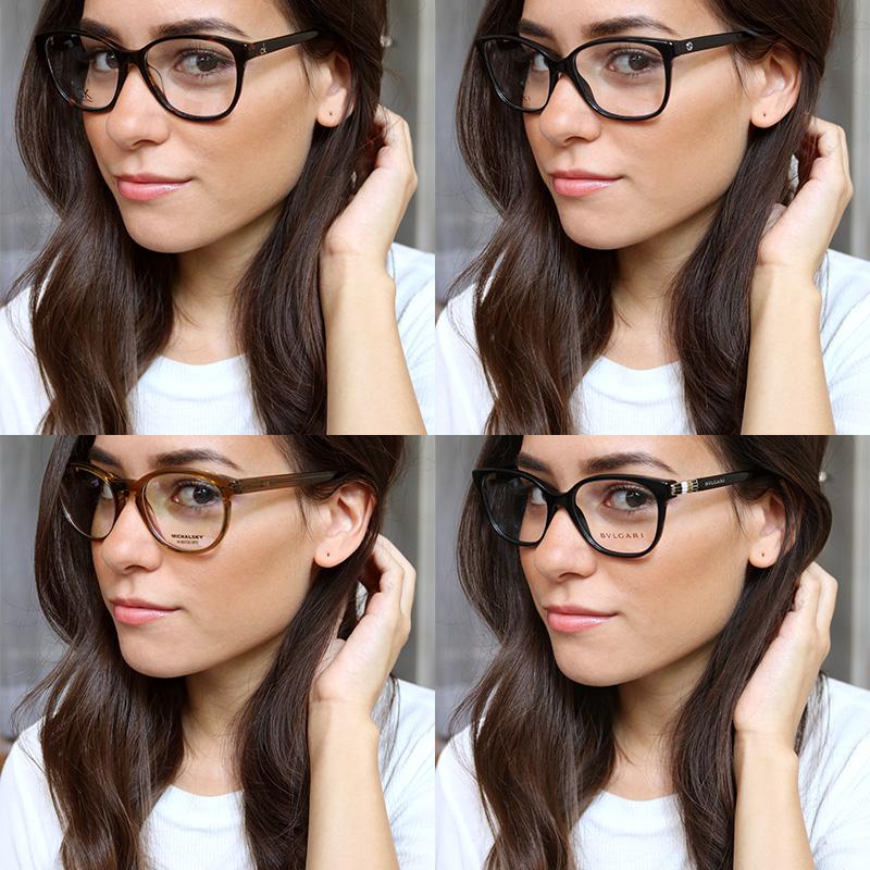 Die Qual Der Wahl Meine Neue Brille Teetharejade